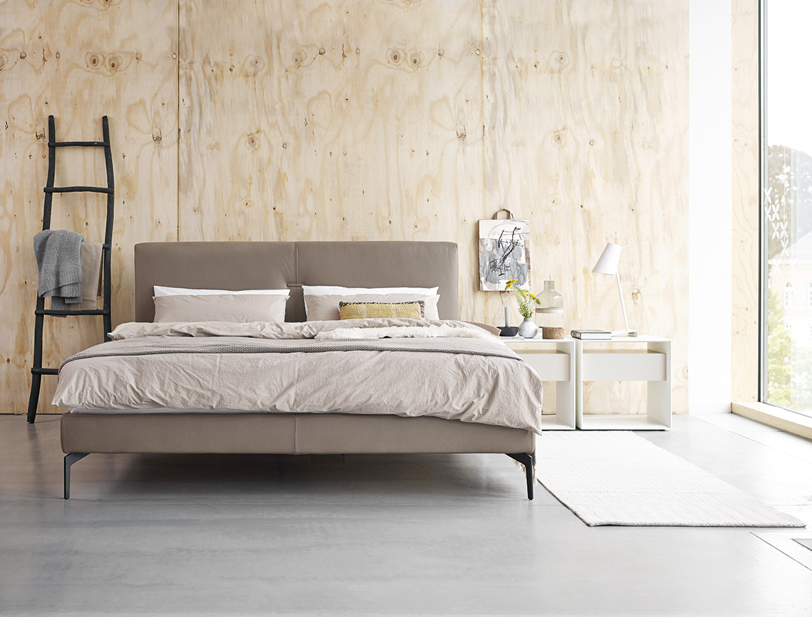 Boxspringbett design  Welcome - Möller Design