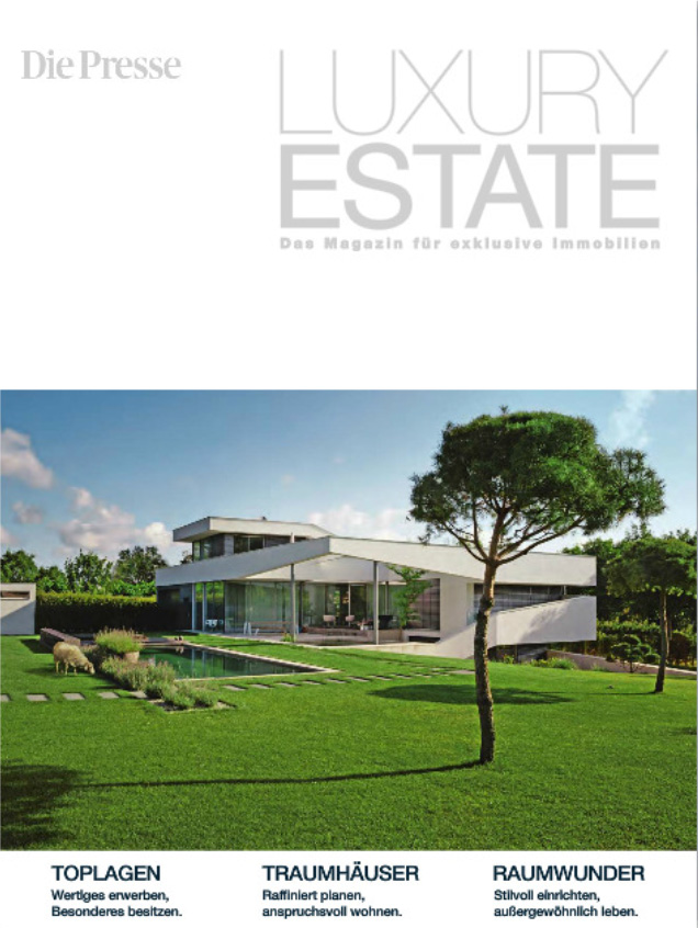 Die Presse Luxury Estate 04/2016