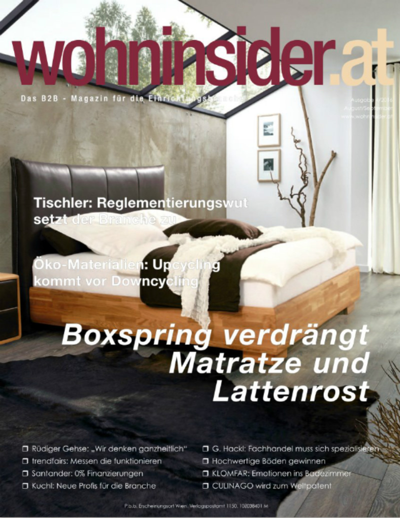 wohninsider.at 08/2016